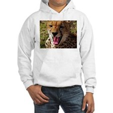 cheetah yawn kenya collection Hoodie