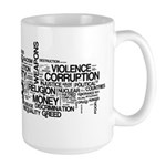 Large Mug Wordle