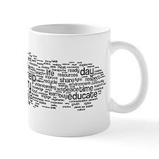Wordle Mug