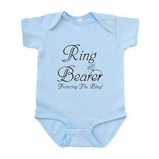 Ring Bearer Protecting The Bing Infant Bodysuit