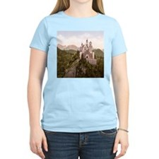 Vintage Neuschwanstein Castle T-Shirt