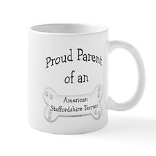 Am Staff Proud Parent Mug