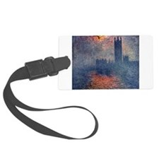 Boldly Going... Luggage Tag