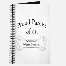 Proud Parent of American Water Spaniel Journal