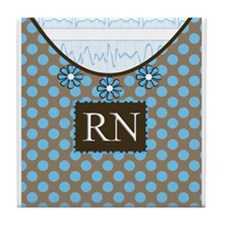 Registered Nurse Tile Coaster