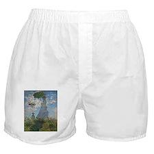 Boldly Going...Monet Boxer Shorts