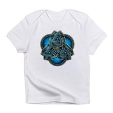 Blue Celtic Triquetra Infant T-Shirt