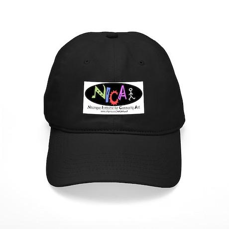 """NICA Logo"" Black Cap"