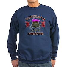 Scotland Forever Thistle Sweatshirt