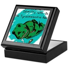 Drunk-a-saurus Keepsake Box
