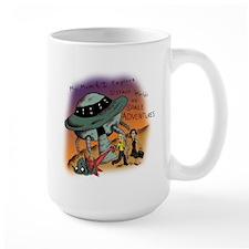 Space Moms Mug