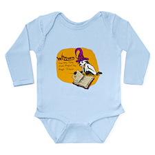 Wizicorn Long Sleeve Infant Bodysuit