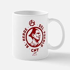 Durruti Anarchism Mug