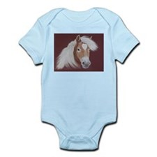 The Love of the Horse Infant Bodysuit