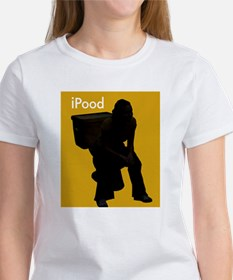 iPOOD - Women's T-Shirt