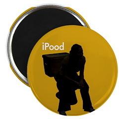 iPOOD - Magnet (10 pack)