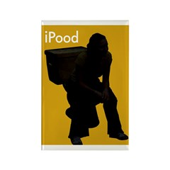 iPOOD - Rectangle Magnet (10 pack)