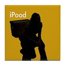 iPOOD - Tile Coaster