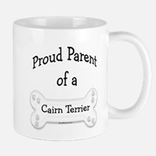 Proud Parent of a Cairn Terrier Mug