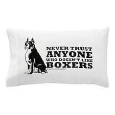 Boxer Fan Pillow Case
