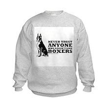 Boxer Fan Sweatshirt