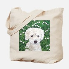 """""""Doxie Doodle"""" Tote Bag"""