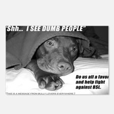 American Pit Bull Terrier Postcards (8)