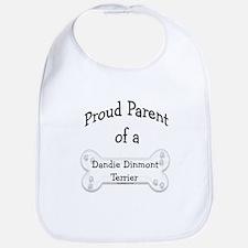 Proud Parent of a Dandie Dinmont Bib
