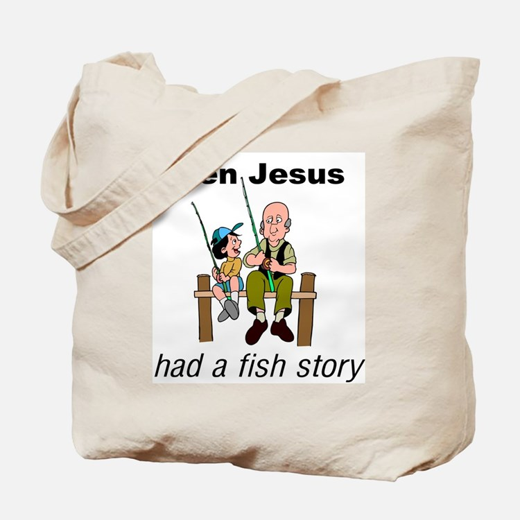 Christian Fish Tote Bags Christian Fish Beach Canvas
