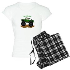 MONSTER TRUCK Pajamas