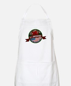Welsh American 2x Awesome Apron