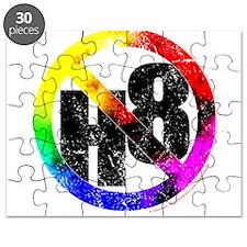 No Hate - < NO H8 >+ Puzzle