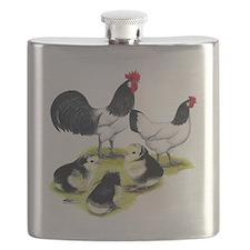 Lakenvelder Family Flask