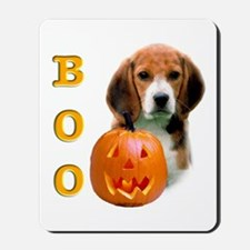 Halloween Beagle Boo Mousepad