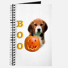 Halloween Beagle Boo Journal