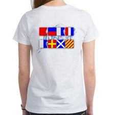 Beat Army Signal Flags Tee