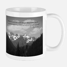 Thoreau Quote Mug