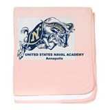 Us naval academy Blanket