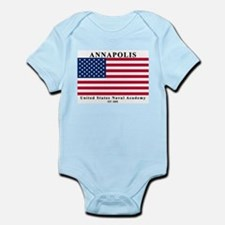 USNA Ensign Infant Bodysuit