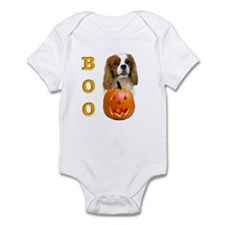 Halloween Cavalier Boo Infant Creeper