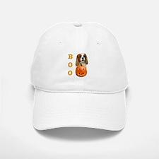 Halloween Cavalier Boo Baseball Baseball Cap