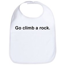 Go Climb A Rock Bib