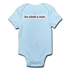 Go Climb A Rock Infant Bodysuit