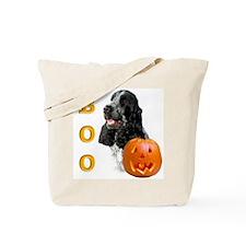 Halloween Cocker Boo Tote Bag