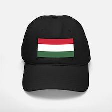 Flag of Hungary Baseball Hat