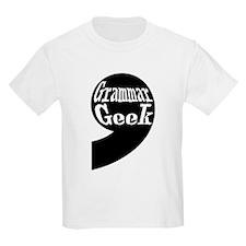 Grammar Geek Comma T-Shirt