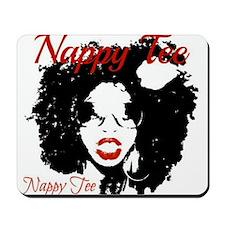 Nappy Tee Mousepad