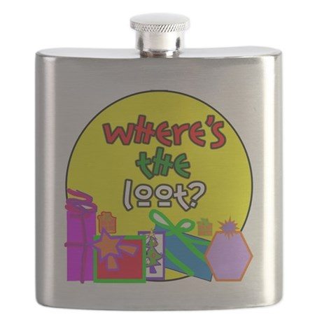 Where's the Loot? Flask