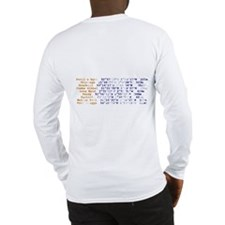 UK Flying sites long sleeved t-shirt