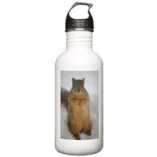 Squirrel Love Water Bottle